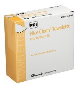 Pdi Bzk Antiseptic Towelettes - PDI BZK TOWELETTES