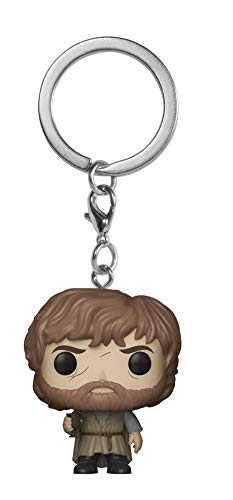 Funko Pop Keychain: Game of Thrones - Tyrion Lannister Collectible Figure, Multicolor