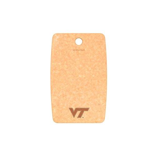 - Epicurean C001-090601-VAT Virginia Tech Hokies Cutting/Serving Board, 9.5