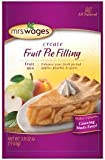 Mrs. Wages Fruit Pie Filling Mix - 4 (four) - 3.9 oz packets by Mrs. Wages