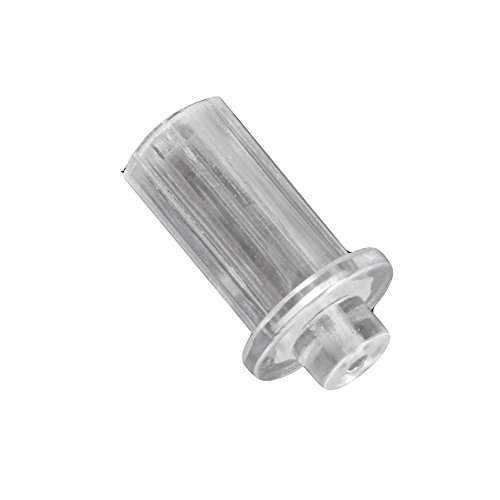 corpereal 150pcs Tail Pieces End Fittings For Fiber Optic Light by corpereal (Image #2)