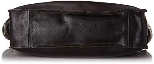 Bolsa Negro Mujer Cowboysbag black Nelson Bag EAqAna4