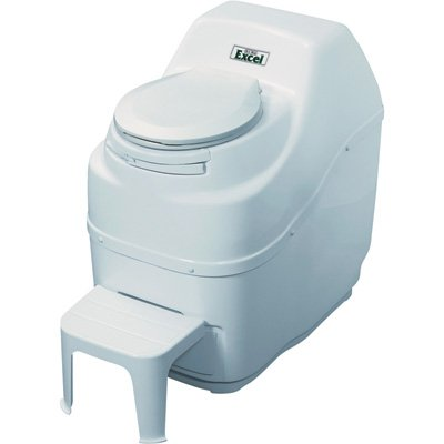 Sun-Mar Excel Self-Contained Composting Toilet, Model# Excel ...