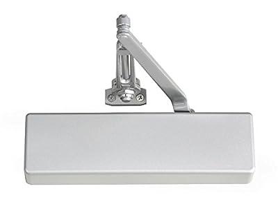 Norton 7500 689 7500 Series Adjustable Door Closure, Tri-Style, Aluminum, 1 Unit