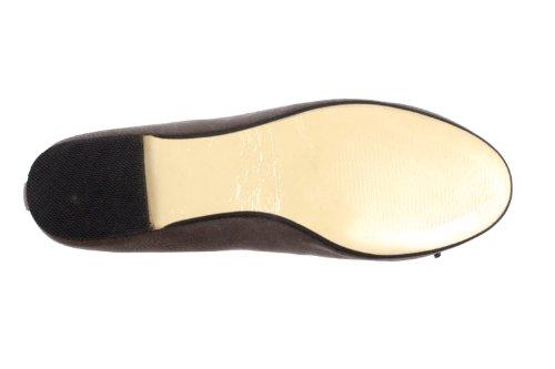 Pull Braun Andres ballerines tg104 Chocolate Machado 6ztqHxI