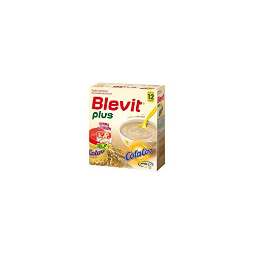 Papilla Blevit Plus Cola-cao: Amazon.es: Salud y cuidado ...