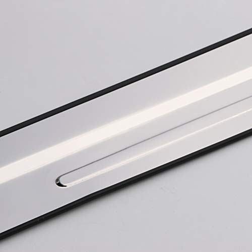 2014 2015 For Nissan Rogue Side Door Sill Scuff Plate Threshold Cover Trim Stainless 4pcs