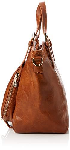 Amber Desigual Bols Giallo Donna spalla Rotterdam Camel a Borse dark wFqq461
