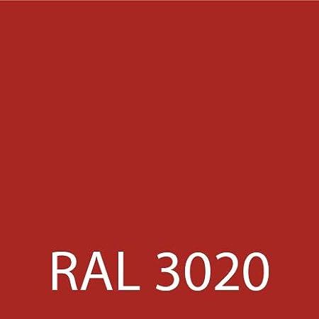 Upol Raptor Pick Up Transportflächen Fahrzeug Beschichtung 948ml 100ml Acryl Lack Zum Einfärben Ral 3020 Verkehrsrot Auto