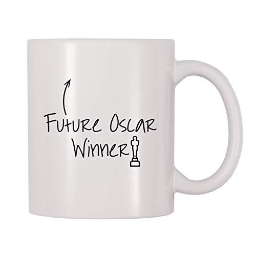 4 All Times Future Oscar Winner, Academy Awards Coffee Mug (11 oz)