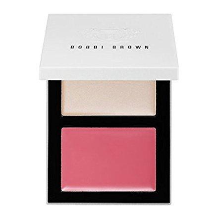 (Limited Edition Bobbi Brown Cheek Glow Palette - Pearl & Pink Flush)