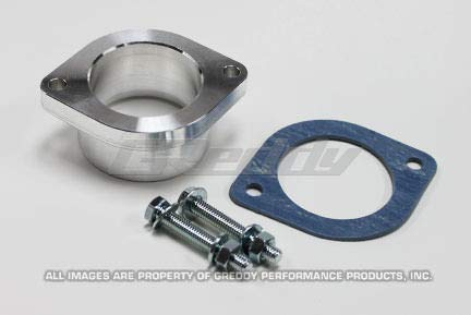 Greddy Blow-Off Valve Aluminum Flange For Type R, RZ, RS, S, FV ()
