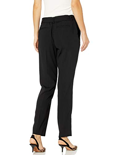 Karl Lagerfeld Paris Women's Skinny Pant with Bow Detail