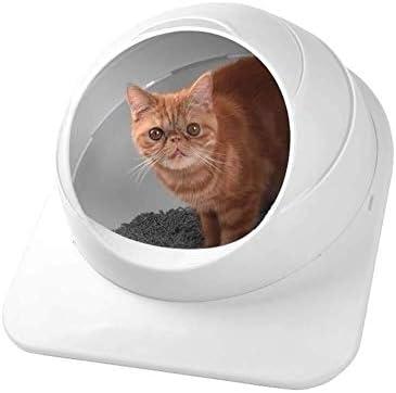 Cajas de arena para gatos Totalmente Cerrado Arena for Gatos Caja ...