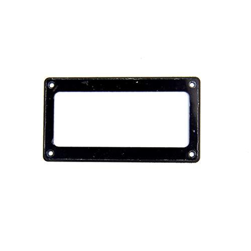 P90 Humbucker - Wide Range Humbucker to P90 Soapbar Pickup Adapter Ring,PRA-P90 1ply-Black