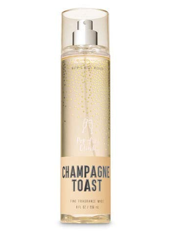 Bath and Body Works Fine Fragrance Mist Champagne Toast 8 Ounce Winter 2016 Collection
