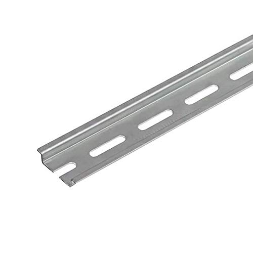 DIN RAIL 35MMX7.5MM SLOTTED 2M (Pack of 2)
