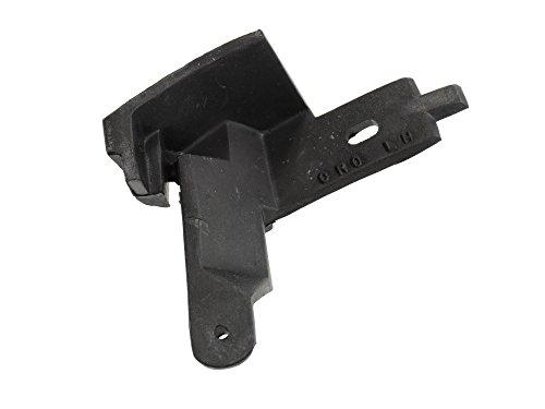 1986-1996 Corvette Body Lock Pillar Weatherstrip Left Hand Upper Rear