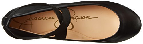 Jessica Simpson Donna Mandays Balletto Nero