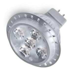 Halco 80809 - MR16WFL35/827/LED MR16 Flood LED Light Bulb