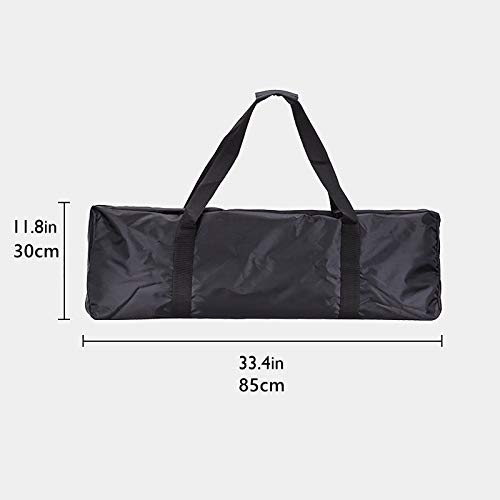 Yubenhong Scooter Bag Storage Transport Bag Heavy Duty Foldable Stylish Universal Comfortable Electric Scooter 85x30x10cm/33.4x11.8x3.93inch