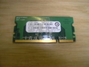 HP CC387AX OEM - 16MB, 144-pin, DDR2 SDRAM DIMM memory module