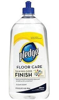 Superb Pledge Floor Finish Gloss 27 Oz