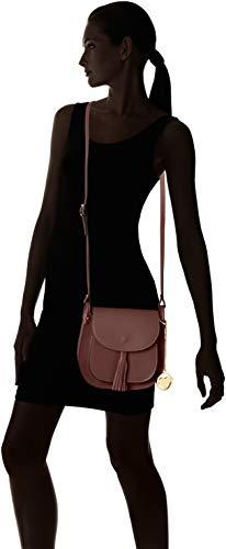 Rojo bordeaux Y Bolsos Cbcad001tar Borse Chicca Hombro De Mujer Shoppers zw78Iqga