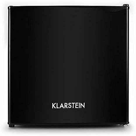Klarstein Spitzbergen ACA Mini Nevera con congelador (capacidad 40 ...