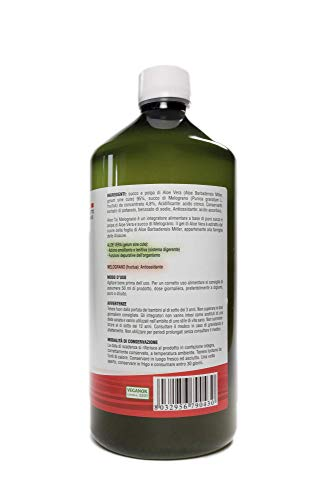 Succo di Aloe Vera e Melograno - 3L 6