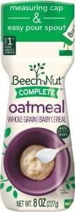 3 Pack Beech-Nut Baby Cereal Complete Oatmeal