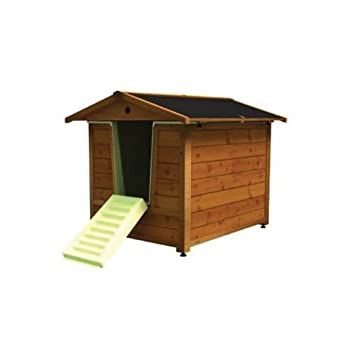 Amazon.com : DoggyShouse Dog Grooming Outdoor Kennel Shower Bathing ...