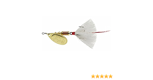 4,5g e lure for trout and salmon spinner size #2 Details about  /Mepps Aglia