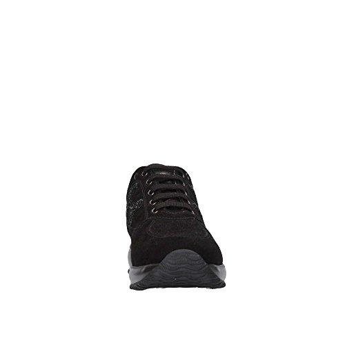 Hogan , Jungen Sneaker schwarz schwarz