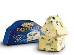 Cheese Castello Creamy Blue 2 Lb Half Wheel