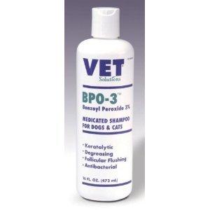 Buy cheap vet solutions bpo3 medicated shampoo