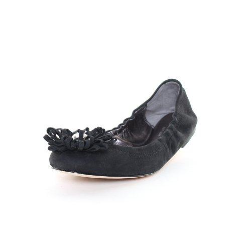 Coach Ariza Nubuck Dames Balletschoenen (6, Zwart)