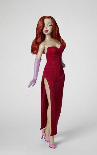 Who Framed Roger Rabbit? Jessica Rabbit 17\'\' Tonner Doll (Disney ...