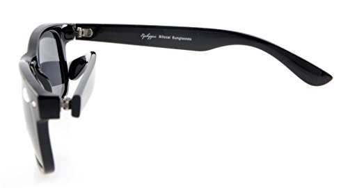 Lente sol Clásico Eyekepper gris Bifocales 1 de Gafas Grau Linsen 75 nPxTqa