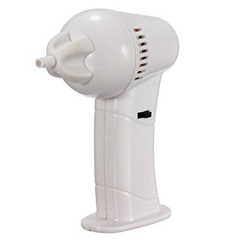 - Pink Lizard Electric Vac Vacuum Cordless Ear Cleaner Wax Remover Earpick