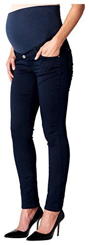 Noppies, Pantalones Premamá para Mujer azul (Dark Blue C165)
