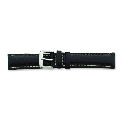 de-beer-brown-crocodile-grain-leather-watch-band-24mm