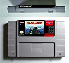 U.N. Squadron - Action Game Cartridge US Version - Game Card For Sega Mega Drive For Genesis
