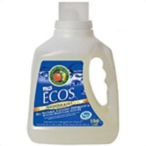 Earth Friendly Products Ecos Liquid Laundry Detergent, Magnolia and Lilies, 210 ()