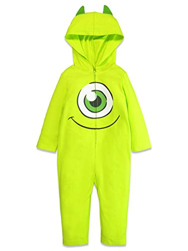 Disney Pixar Monsters Inc Mike Wazowski Toddler