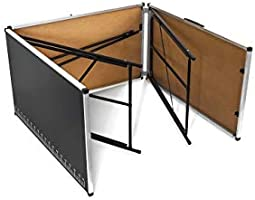 Relaxdays Mesa Triple Plegable 10015621-Mesa, Negro, 300x60x77 cm ...