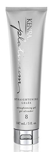 Kenra Platinum Straightening Gel e 8, 5-Ounce