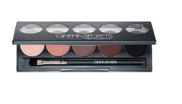 - Cinema Secrets Ultimate Eyeshadow 5-in-1 Palette (Natural, 0.35oz)