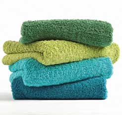 Abyss Super Pile Wash Cloth (12'' x 12'') - Linen (770) by Abyss Habidecor (Image #4)