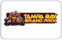 Tampa Bay Grand Prix Gift Card ($40) (Tampa Card Gift)